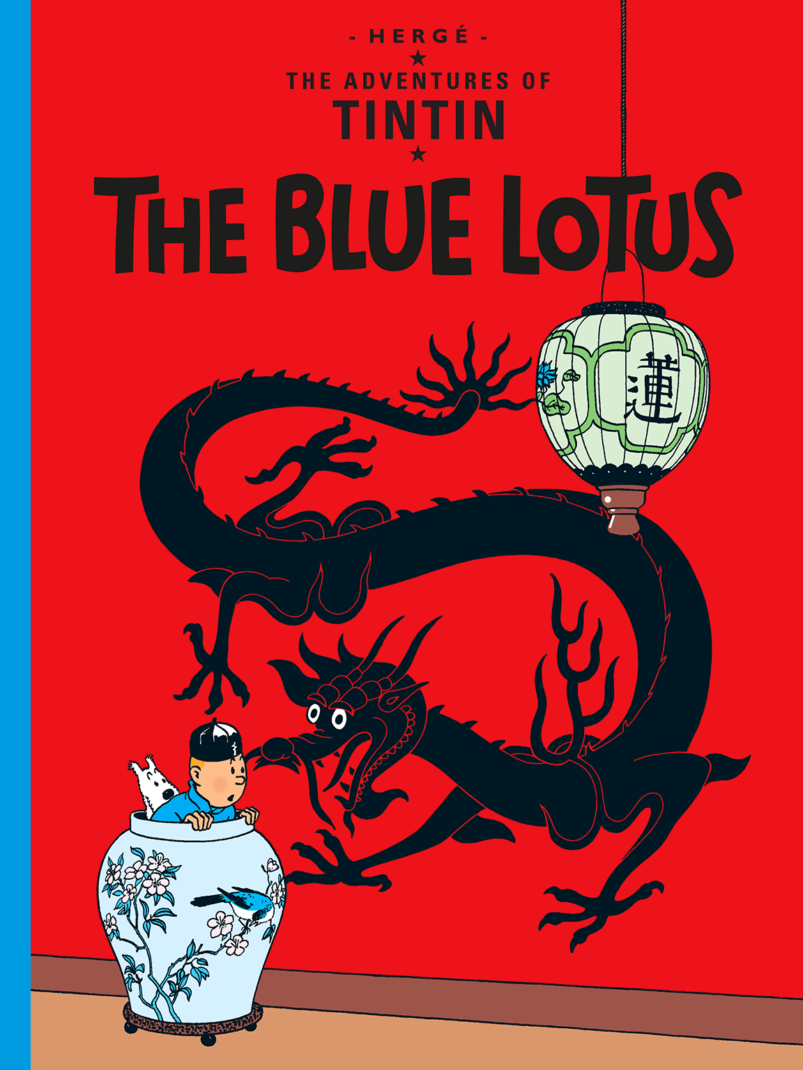 The Blue Lotus - Cover