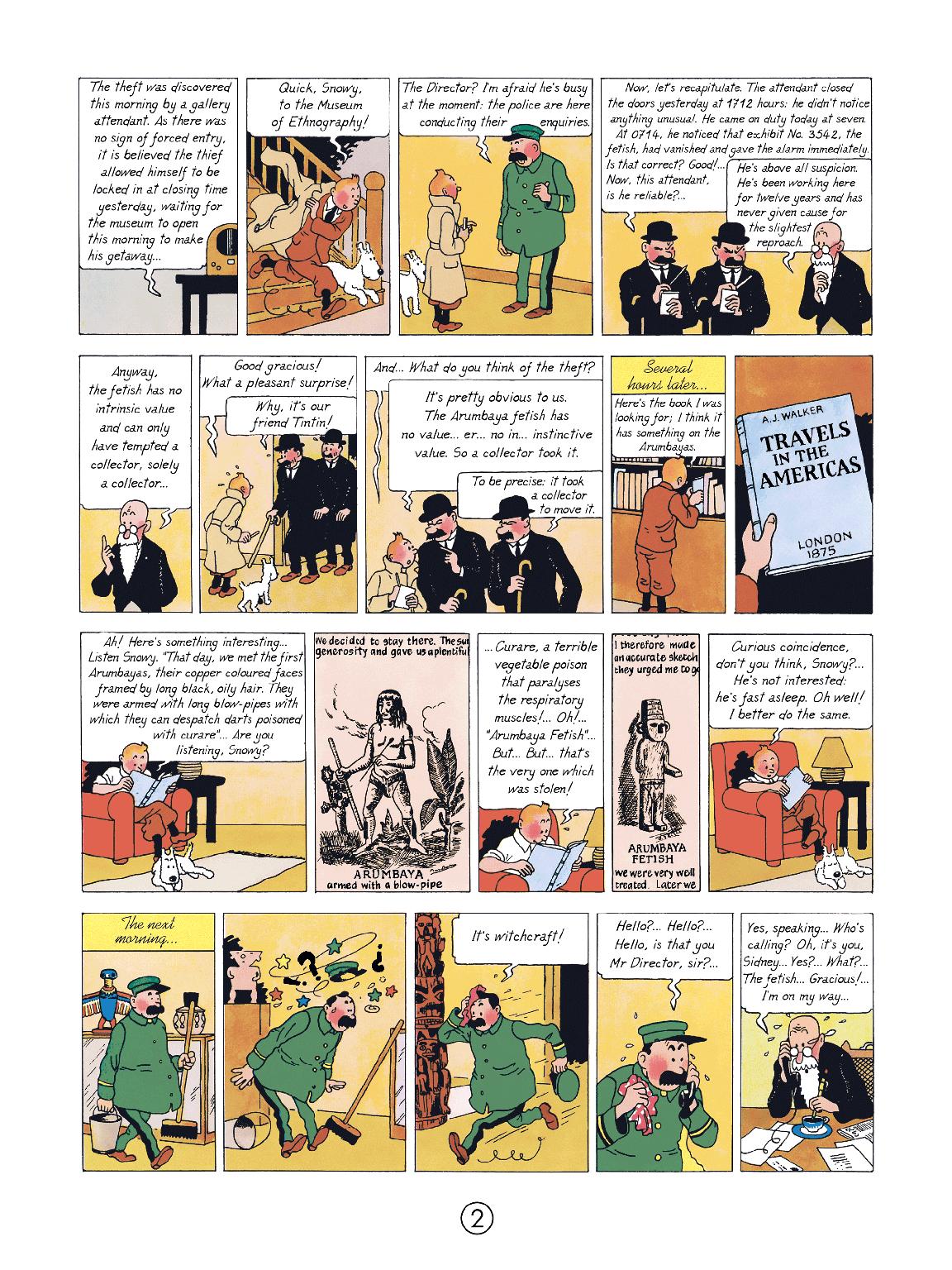 The Broken Ear - Page 2