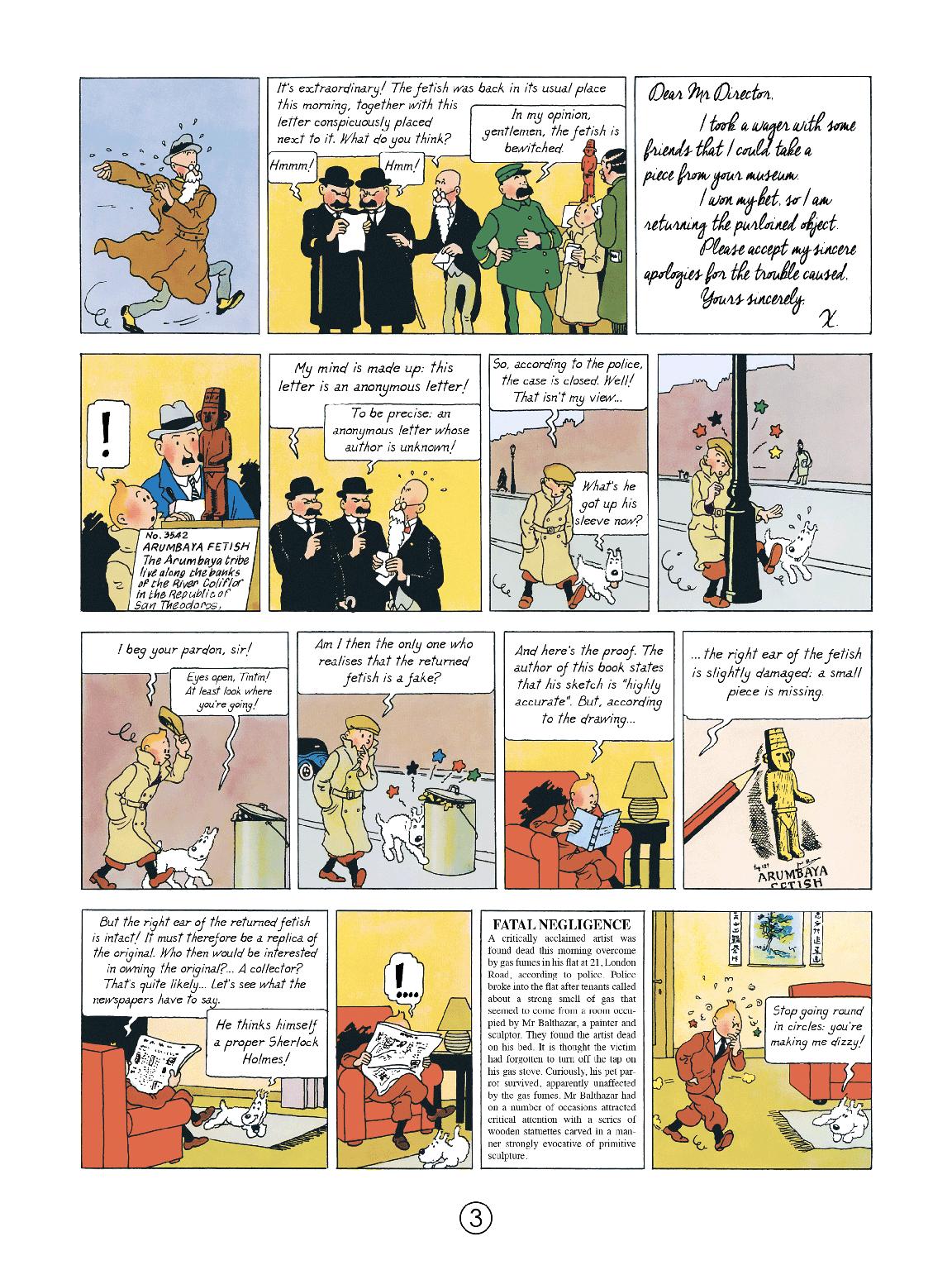 The Broken Ear - page 3