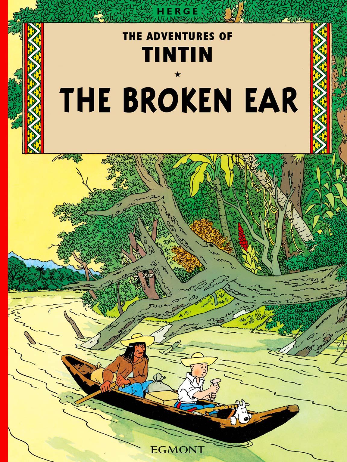The Broken Ear - Cover