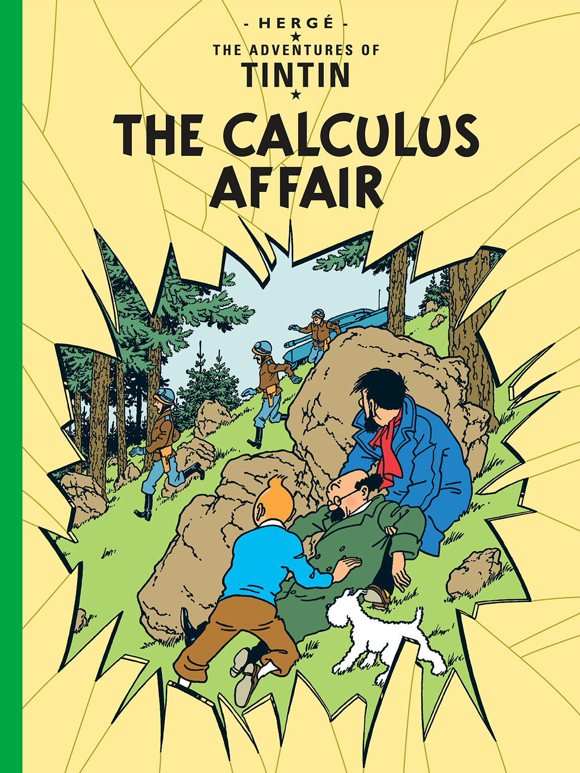 The Calculus Affair - Cover