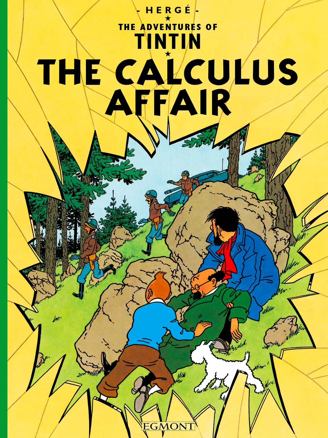 The Calculus Affair - Cover