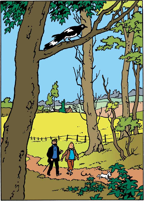 Tintin - The Adventures of Tintin - The Castafiore Emerald