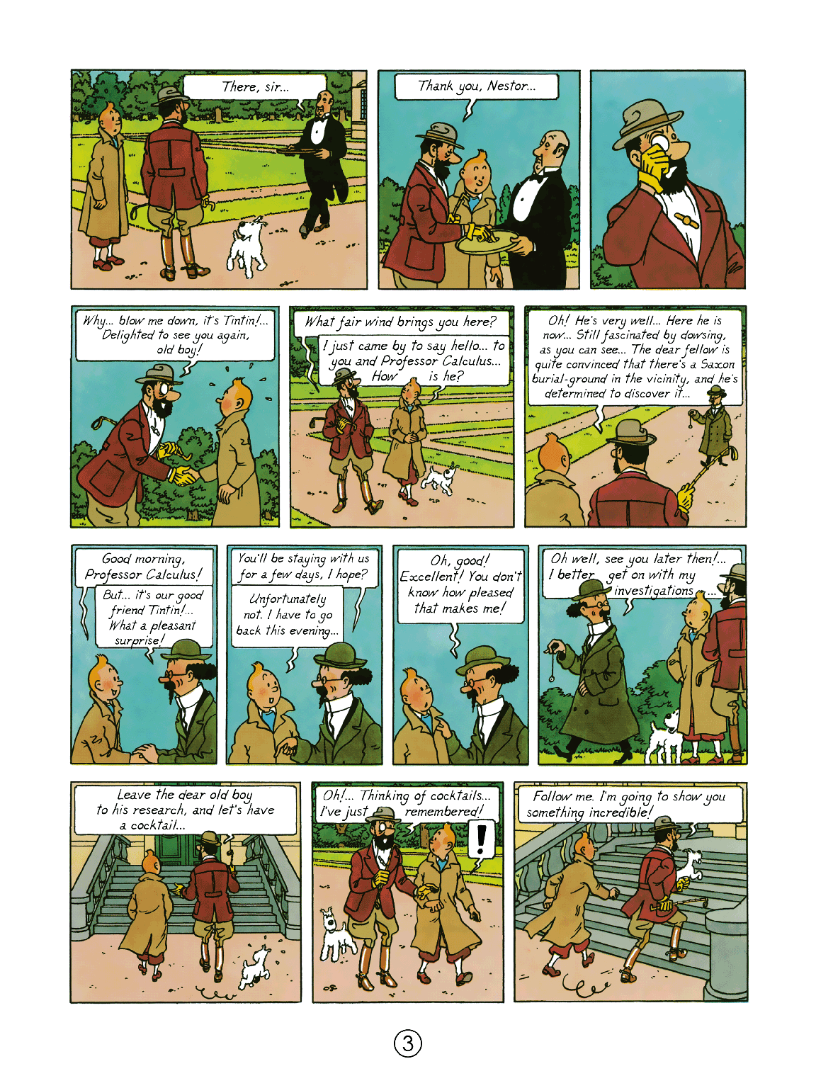 The Seven Crystal Balls - Page 3