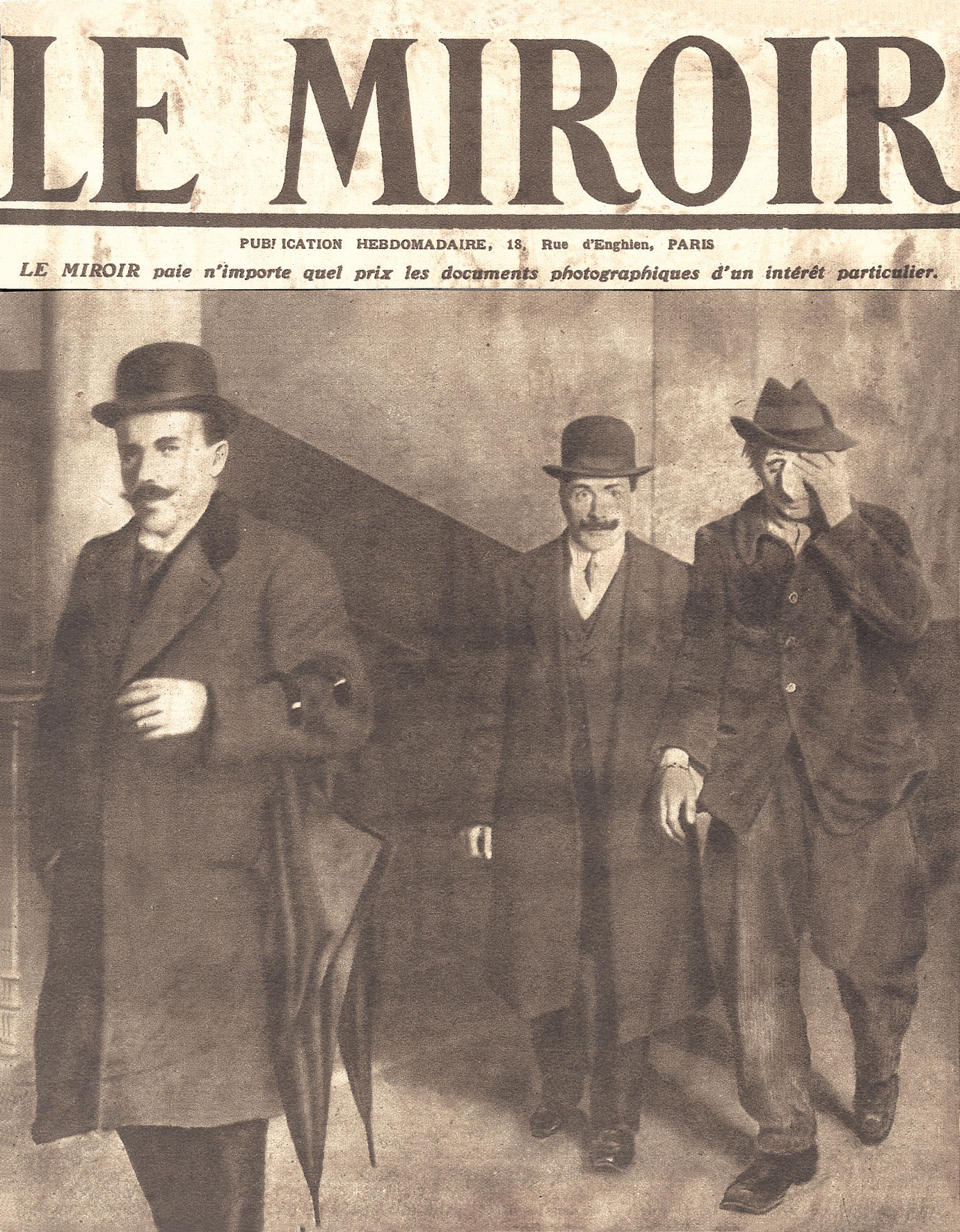 """Le Mirroir"" 1919"