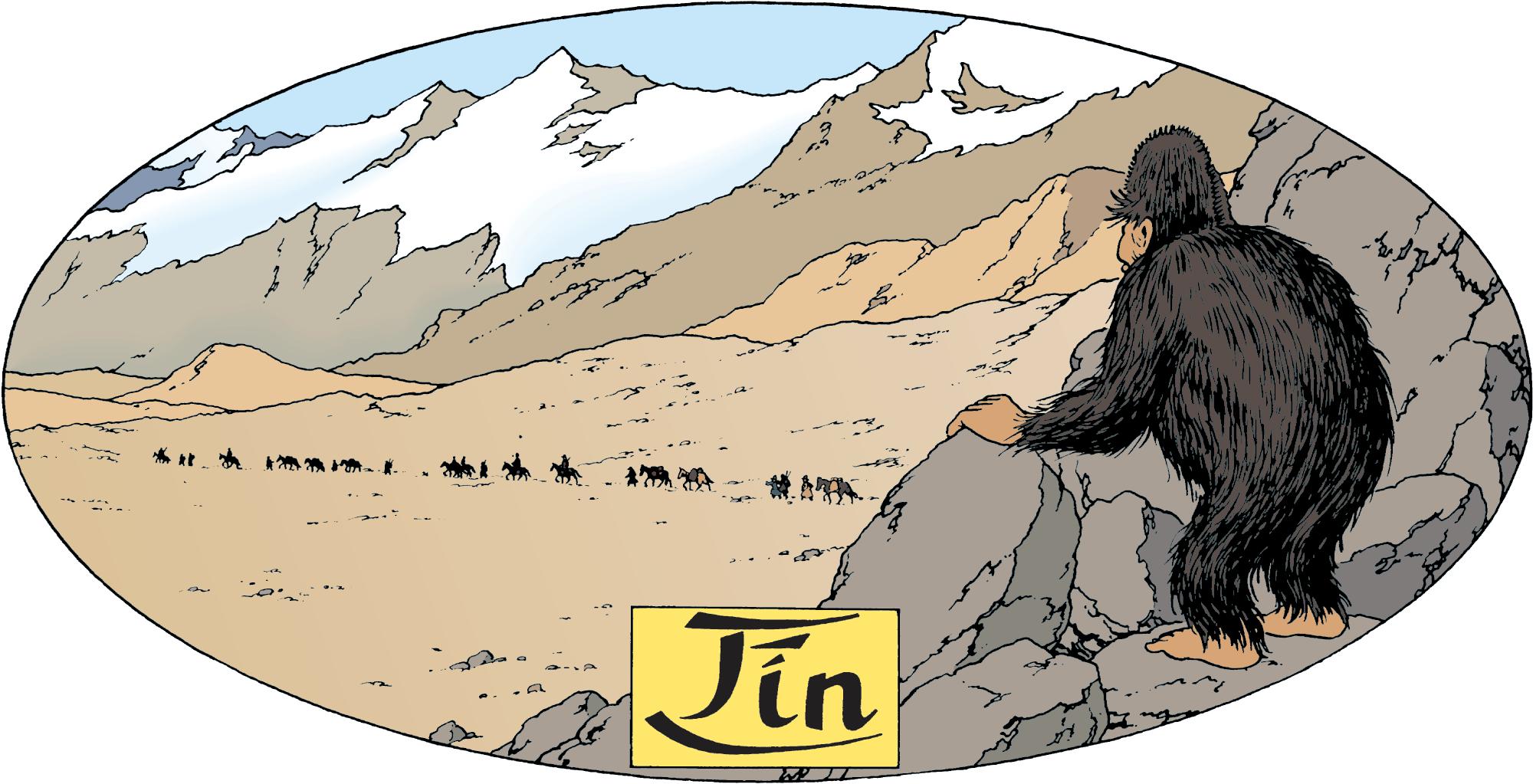 Tintin - Les Aventures de Tintin - Tintin au tibet - L'abominable Homme des Neiges