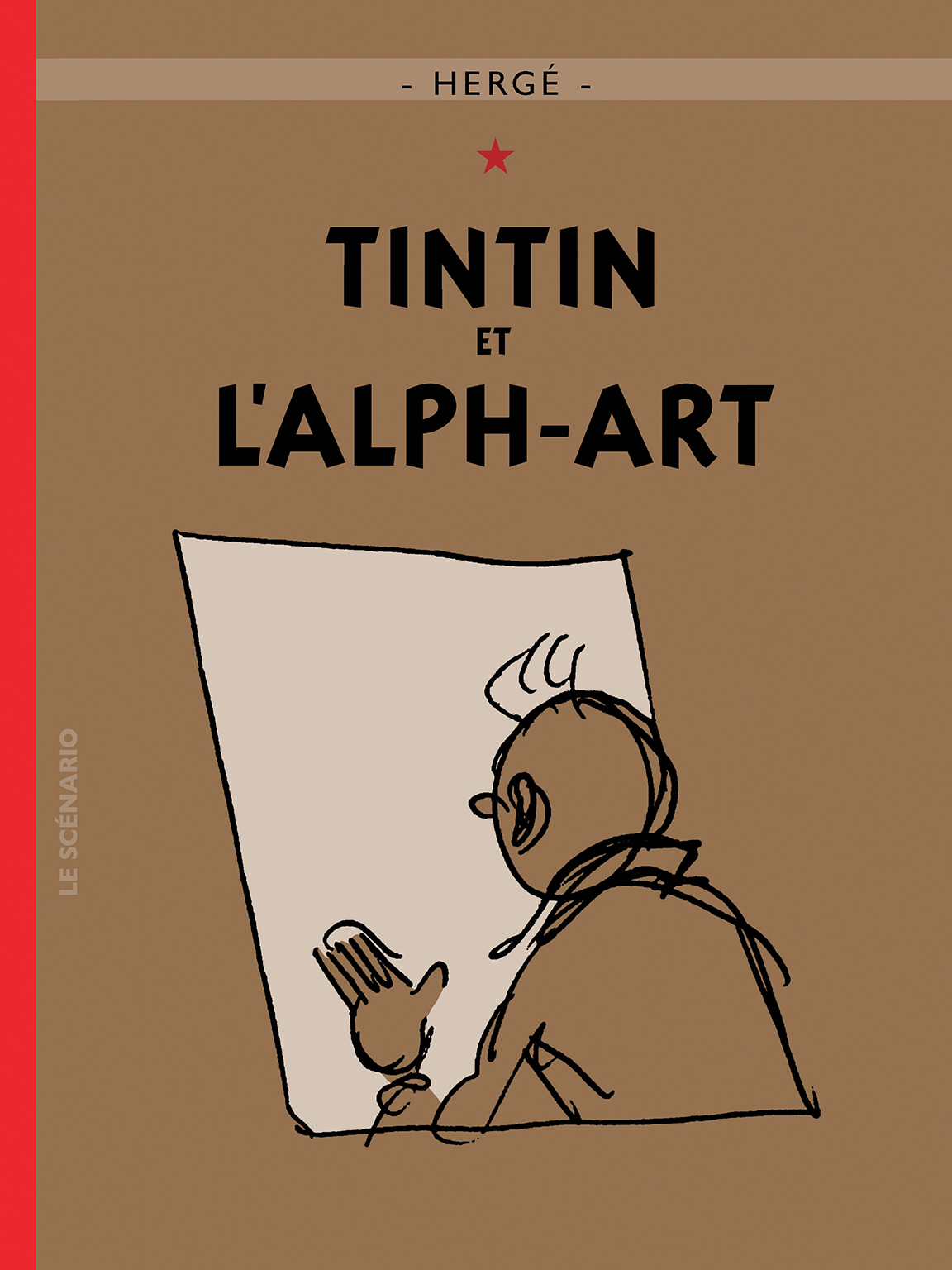 TINTIN and Alph-Art Hergé RG tintin.com