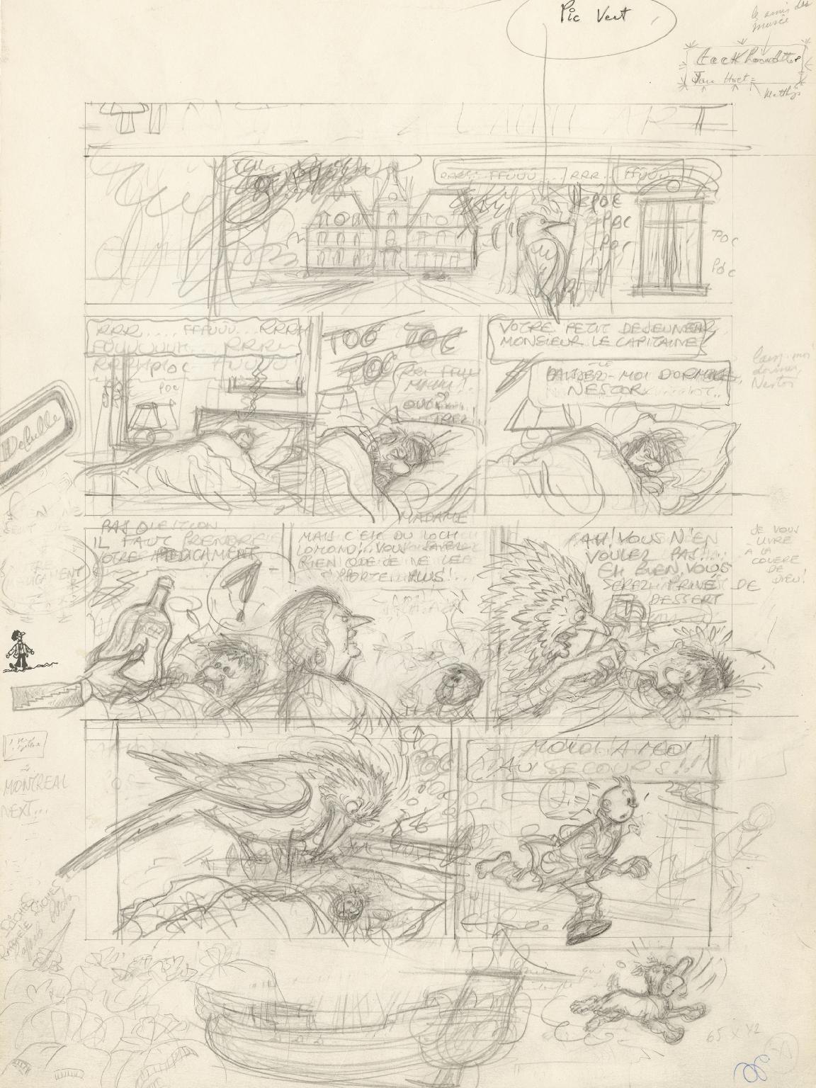 Tintin et l'Alph-Art - page 4