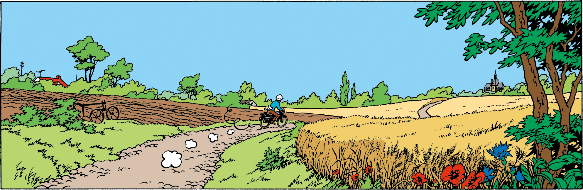 Tintin - Les Aventures de Tintin - Tintin et les Picaros