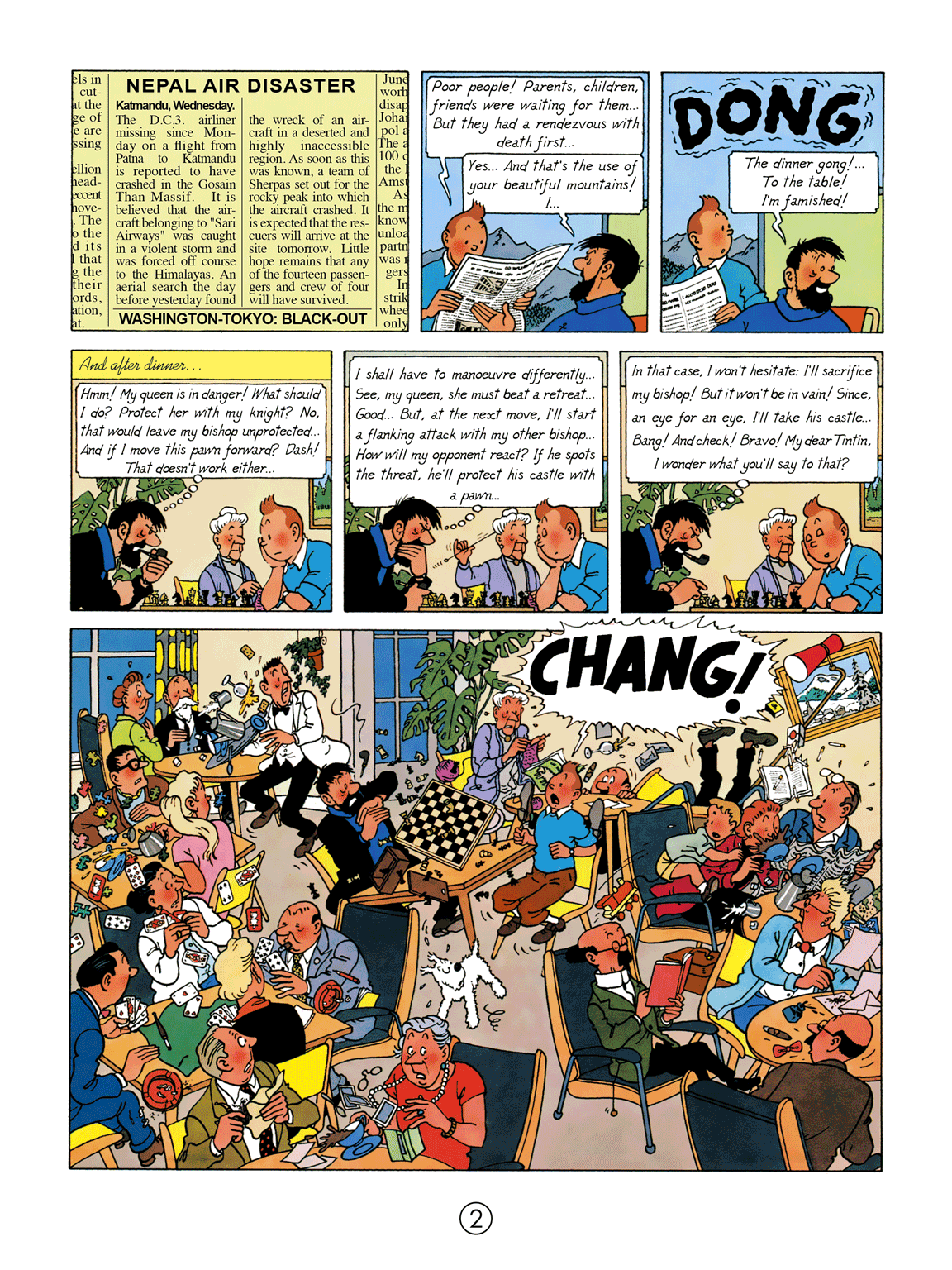 Tintin in Tibet - Page 2