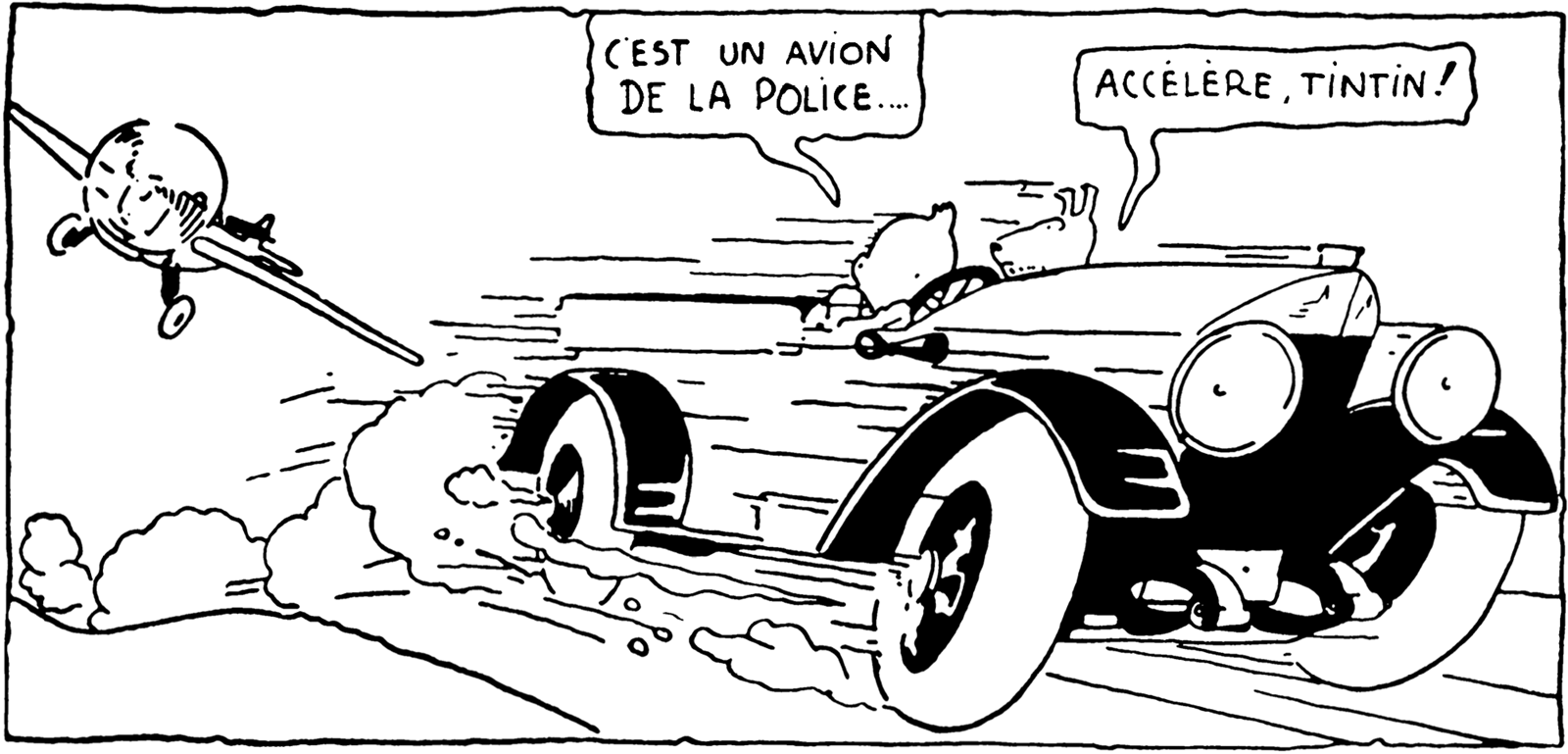Tintin - Les Aventures de Tintin - Tintin au pays des Soviets