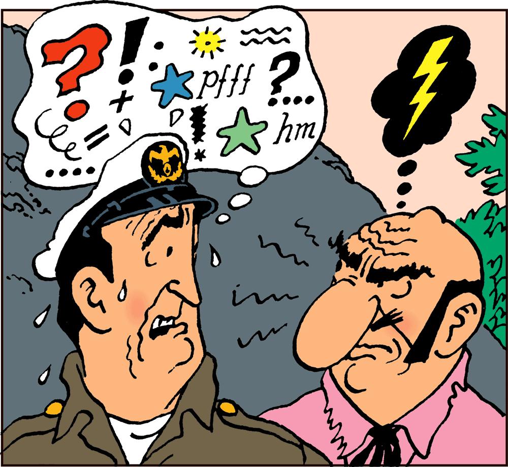 Tintin - Les Aventures de Tintin - Vol 714 pour Sydney